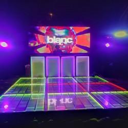 DJ, Pantalla LED y Pista...