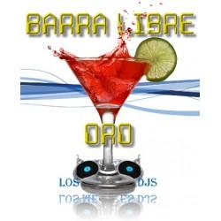 Barra Libre Oro