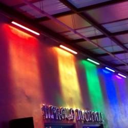 Renta Luminaria LED para...