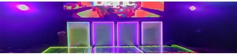 Los Mejores DJs en Milpa Alta CDMX México con Luces Sonido PA Luces LE
