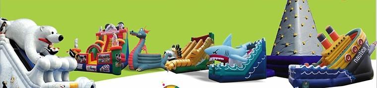 Renta un inflable o brincolin para tu fiesta en la Ciudad de México.