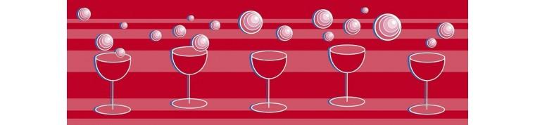 renta alquila cristaleria vasos copas para eventos fiestas en cdmx qro
