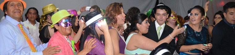 Fiesta Temática Batucada Organizador DJ México DF CDMX EDO MEX QRO PUE