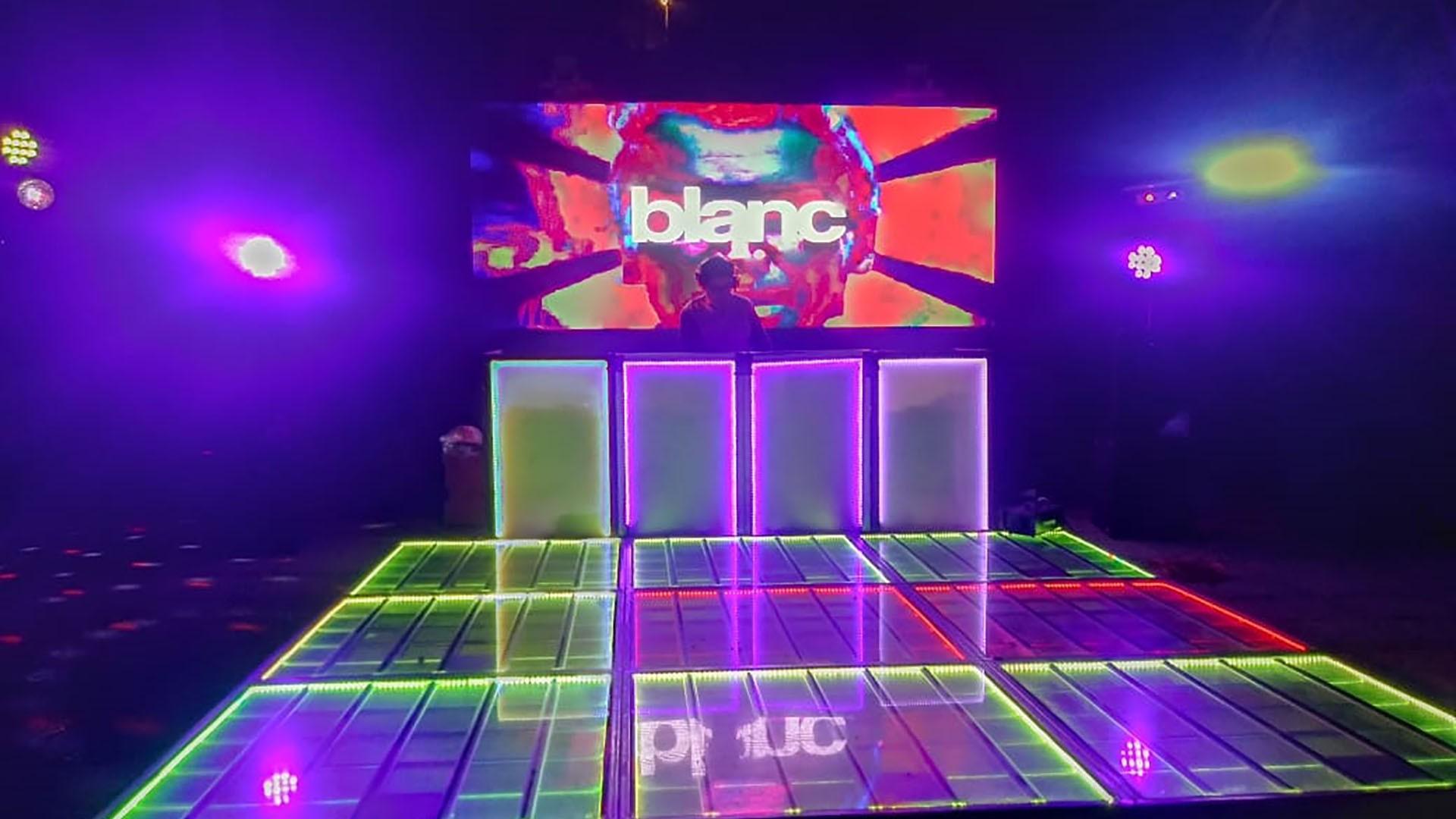 DJ, Audio e Iluminación